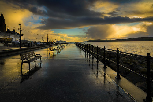 Largs-Esplanade by brownrobert73