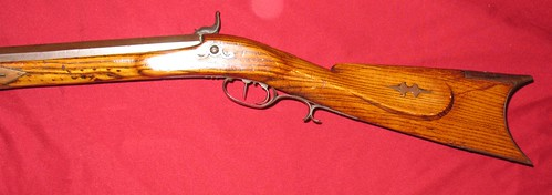 Mills & Thompson Rifle - Jo Daviess County, Illinois - Circa 1850