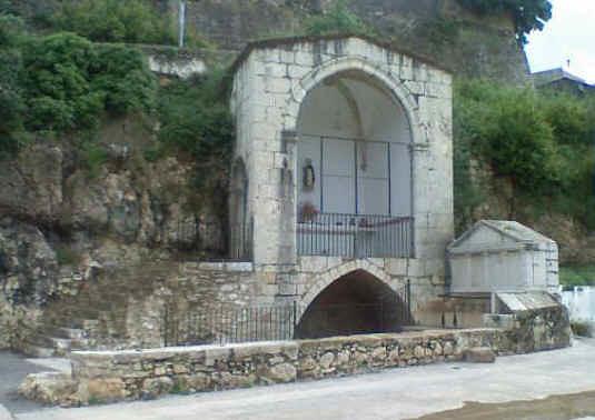 Capilla de San Vicente Ferrer en Traiguera