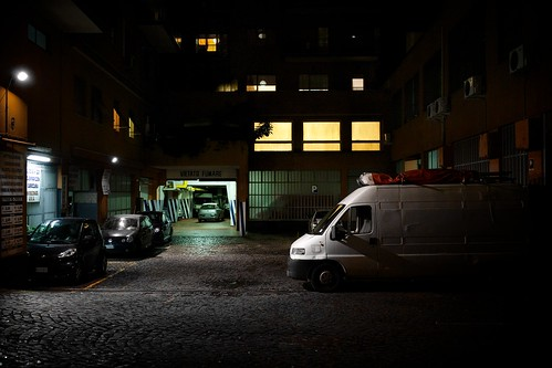 "289/365 - ""Night Walking"" nr.16 by Luca Rossini"