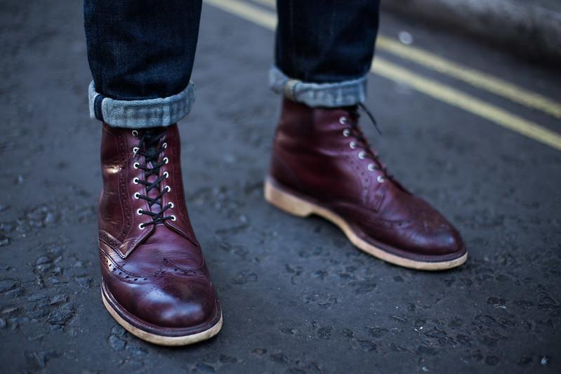 Street Style - Adam, Broadwick Street