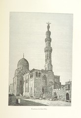 """British Library digitised image from page 337 of """"En Égypte. Notes et croquis d'un artiste"""""""