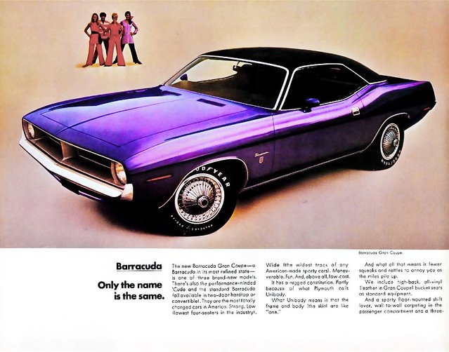 1970 plymouth barracuda gran coupe flickr photo sharing - 1970 plymouth fury gran coupe ...