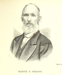 """British Library digitised image from page 555 of """"History of Allegan and Barry Counties, Michigan, with illustrations and biographical sketches of their prominent men and pioneers"""""""