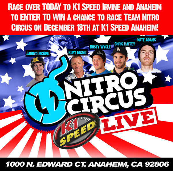 11344542555 6bff6038e6 o Travis Pastranas Nitro Circus Live at K1 Speed!
