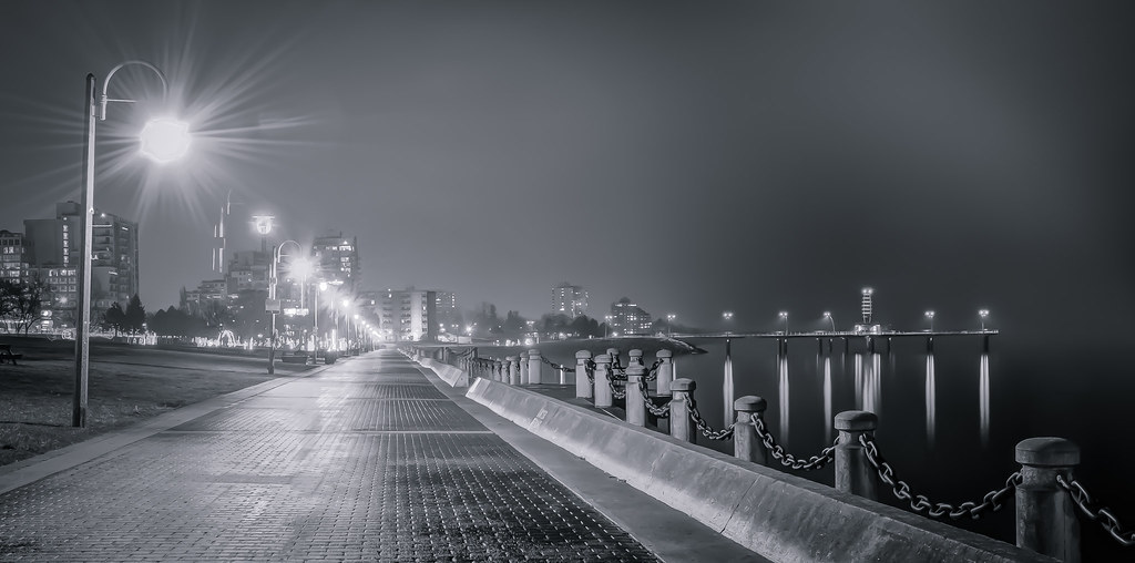 Spencer Smith Park Pier, D800