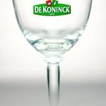 ベルギービール大好き!!【デ・コーニンクの専用グラス】(管理人所有 )