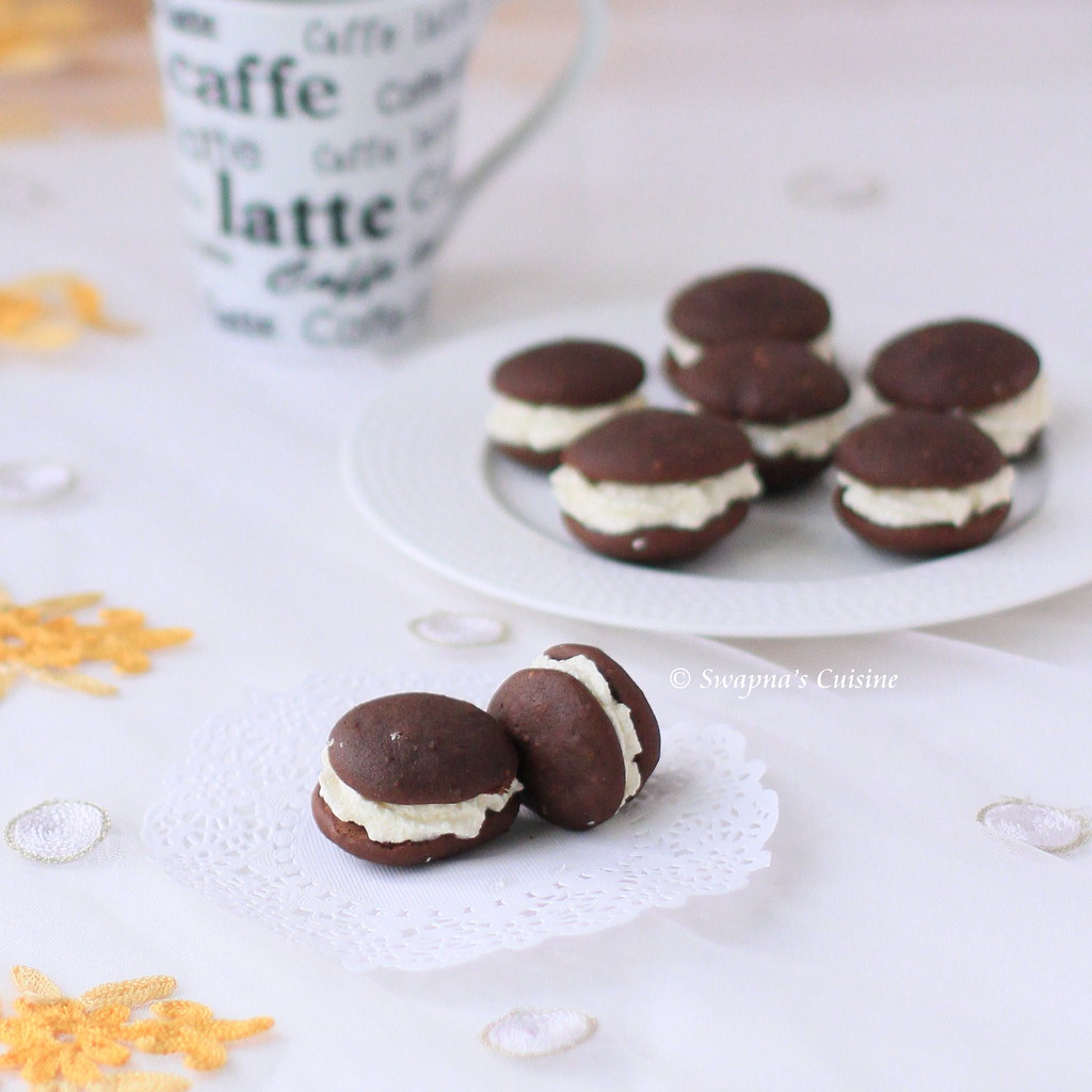 Classic Chocolate Whoopie Pies Recipe