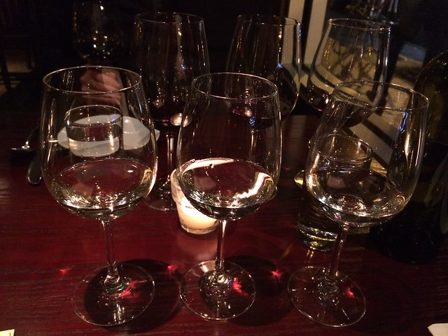 Flights of wine - Wine Kitchen