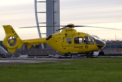 Police Scotland Eurocopter EC135T2 G-SPHU