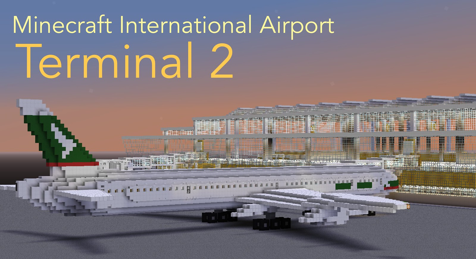 minecraft pc airport map download