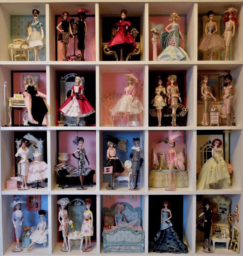 Barbie Rooms Design