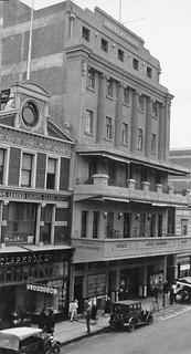 Hotel Richmond, Rundle Street, Adelaide, 1929
