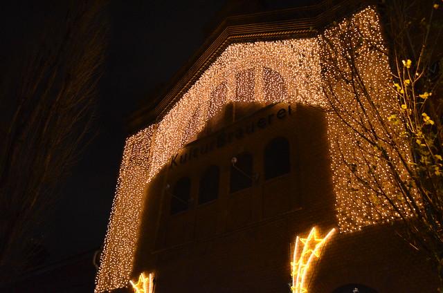 Lucia Weihnachtsmarkt in der Kulturbrauerei Berlin Christmas