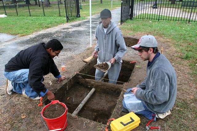 Archaeology Field Methods