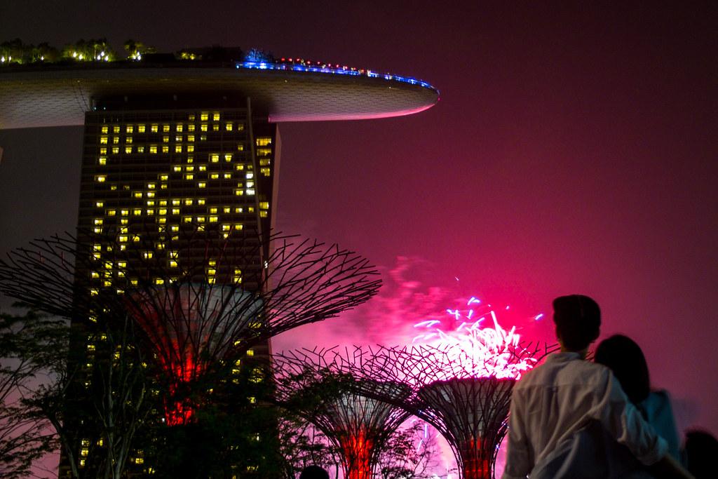 Singapore - New Year
