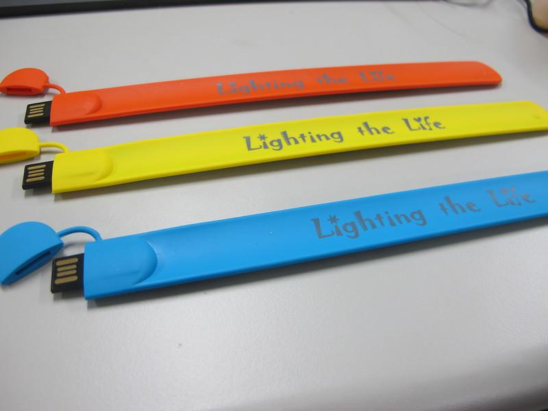 USB手環
