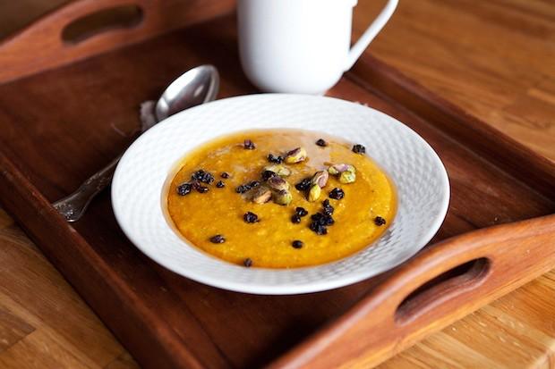 Pumpkin Mush from Food52