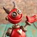 Robot Cupids & Devils