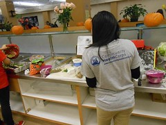 SFCCC's Community HealthCorps serves at St. Anthony's Diabetes Day Event