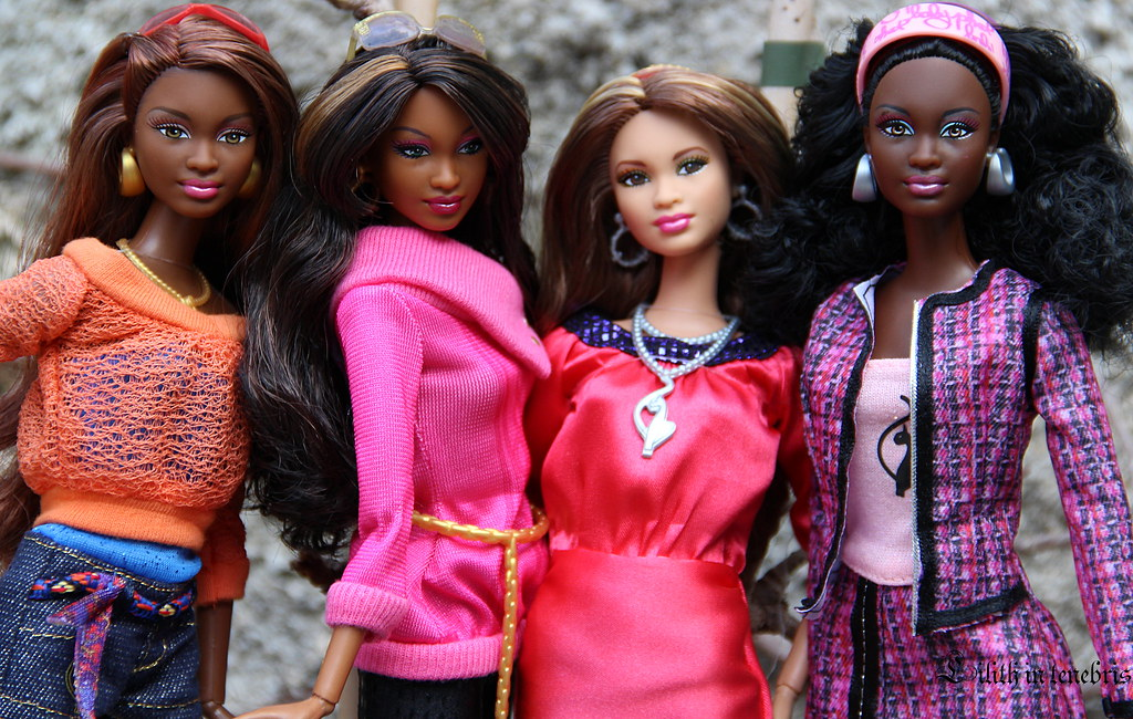 Image result for barbie so in style flickr