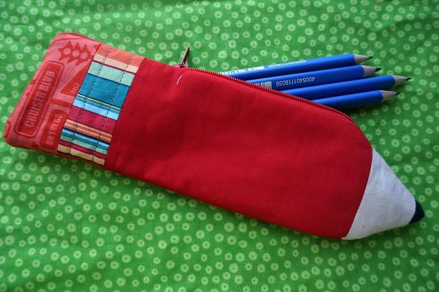 Pencil - pencil case