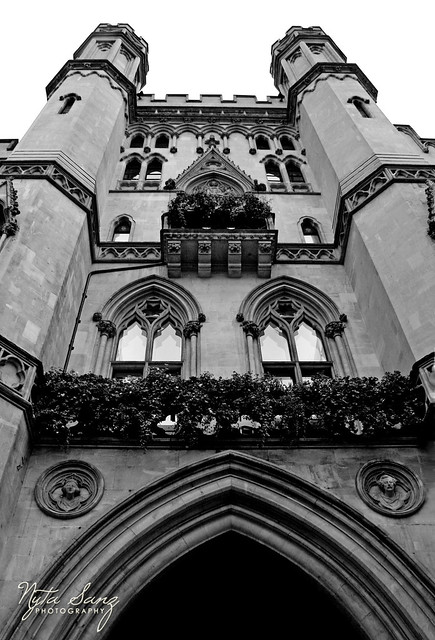 Westminster Abbey Church, London (I)