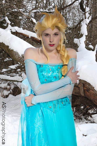 Elsa by Lossien from Frozen at Con-G 6 by andreas_schneider