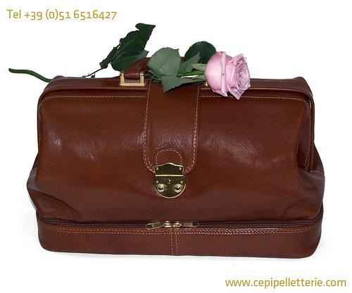 luxury italian medical bag