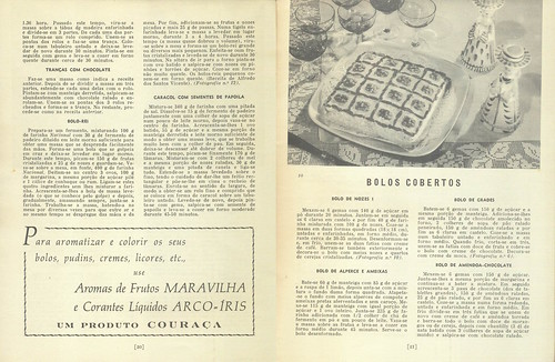 Instituto Culinário Iréne Vizi, Bolos Rápidos - 19A - 11