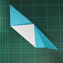 การพับกระดาษเป็นรูปตัวเม่นแคระ (Origami Hedgehog) 011