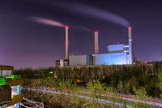 Heat and Power Plant Munich North