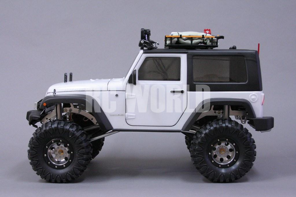 rc 1  10 rock crawler jeep wrangler rubicon expedition