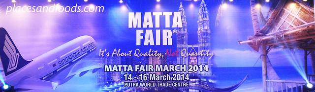 matta fair 2014 banner