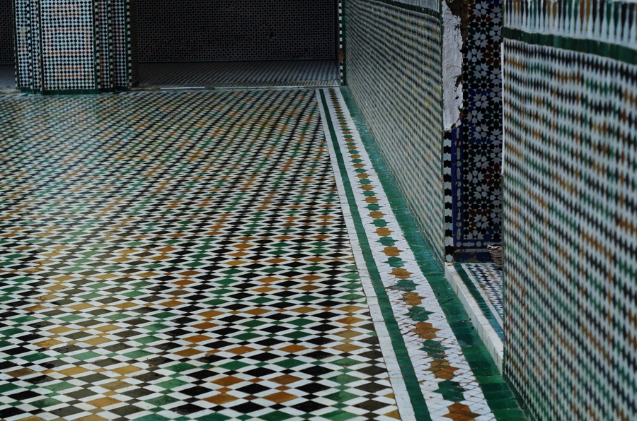 mauzoleum mulaja ismaila