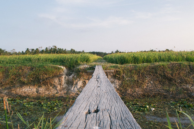 Walk the plank :)