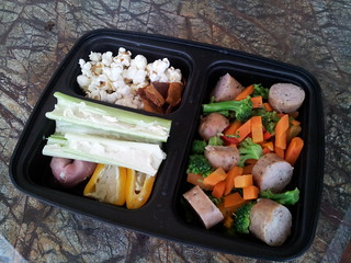 Boyfriend's lunch for 3/21