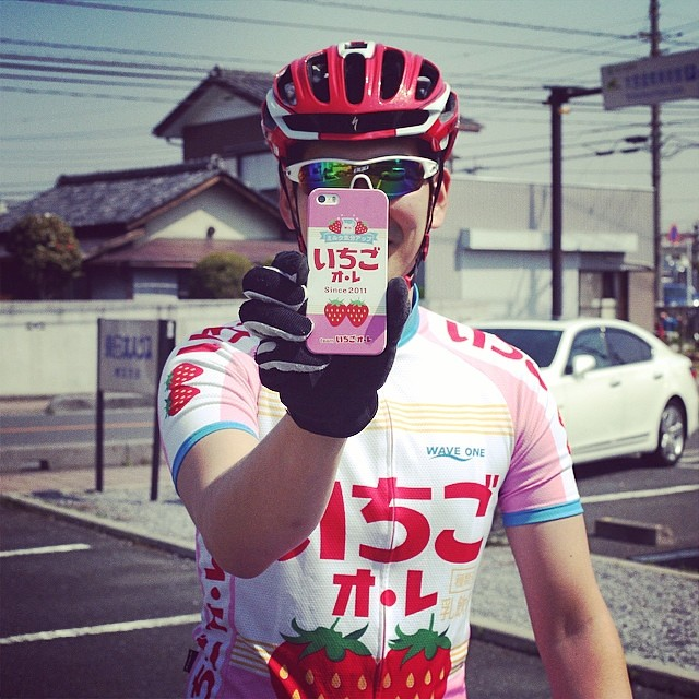 #teamichigocycling #waveone #maipenraibikes  カバー