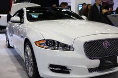 automobile(1.0), automotive exterior(1.0), exhibition(1.0), executive car(1.0), wheel(1.0), vehicle(1.0), performance car(1.0), automotive design(1.0), auto show(1.0), full-size car(1.0), jaguar xf(1.0), sedan(1.0), land vehicle(1.0), luxury vehicle(1.0),