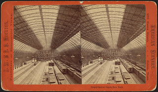 Grand Central Depot, New York