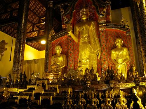 Buda de Wat Chedi Luang
