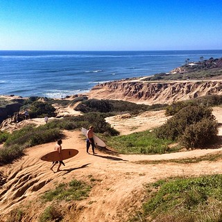 A little exploring and sight-seeing during this afternoon's run. #sandiego