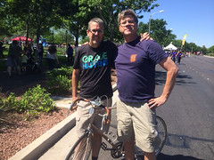 Good to see @aildave at today's Stroll-N-Roll in the @cityofhenderson #nevada