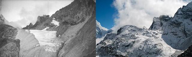 glaciar pokhalde