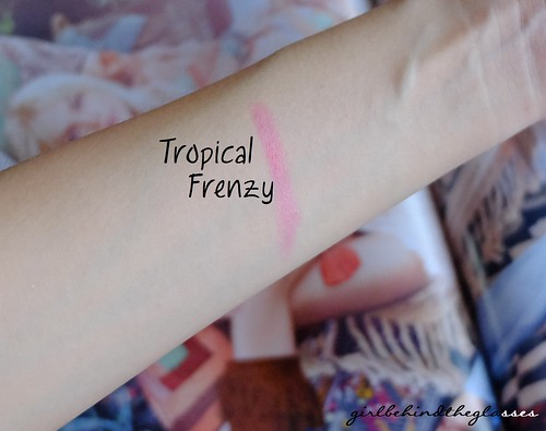 Jordana Tropical Frenzy swatch2