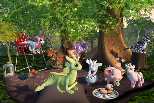 The Dragon Picnic <3
