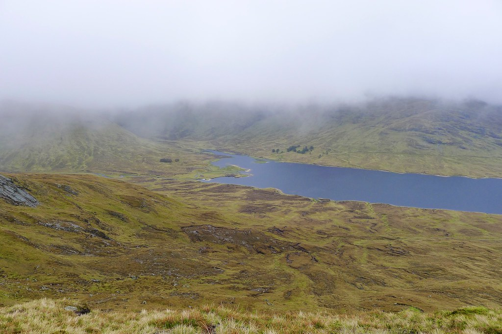 Head of Loch Fannich
