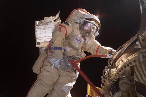 lost astronauts