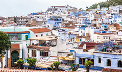 Stroll down the streets of Chefchaouen - Things to do in Casablanca