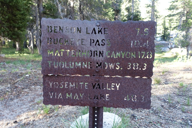 Long way from Yosemite
